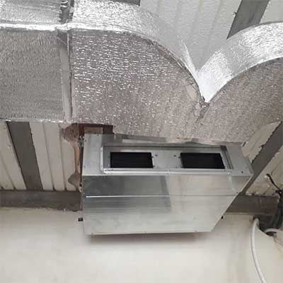 داکت-اسپلیت-سقفی